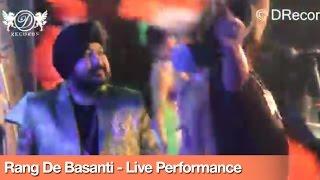 Rang De Basanti | Live | Shimla Summer Festival 2013 | Daler Mehndi | DRecords
