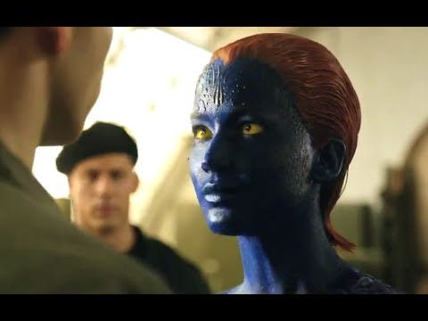 X-Men: Days of Future Past (Clip 'Who Are You?')