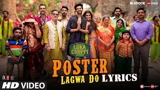 Poster Lagwa Do Lyrics – Luka Chuppi   Mika Singh, Sunanda Sharma   LTH Lyrics
