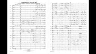 Glenn Miller In Concert arranged by Paul Murtha