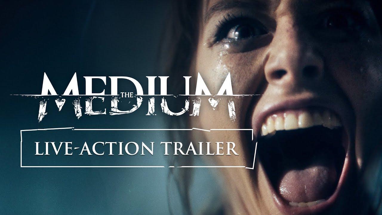 Кинематографичный трейлер хоррора Medium, The