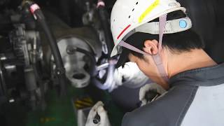 Icom LTE  Radio System Case Study: Japan Airlines at Narita International Airport