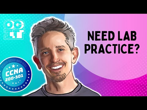 How To Get Hands-On CCNA Lab Practice Using Cisco Packet Tracer