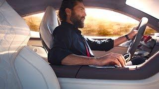 BMW 8 Series INTERIOR / EXTERIOR / Driving New BMW 8 Series 2017 CARJAM TV HD | Kholo.pk