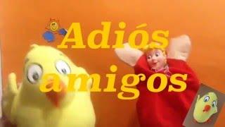 """El Pollo Pepe canta """"El cocodrilo se metió en la cueva"""" con Caperucita"""