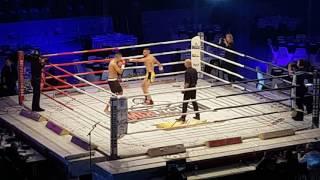Timo Seidel auf der Mix Fight Gala 20