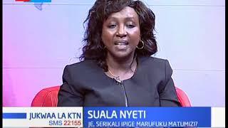 Je serikali ipige marufuku matumizi ya dawa za kukabili wadudu kwa mimea? | Suala Nyeti