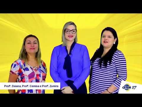 CETEM - Recado Professoras Daiana, Cemisa e Zulmira