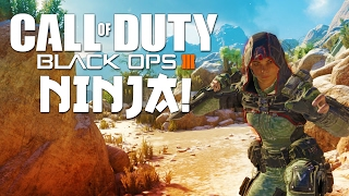 Black Ops 3 - BEST OF NINJA MONTAGE! (Funny Moments, Ninja Defuses, & Trolling)