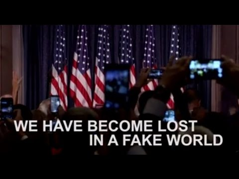 "Hyper Normalisation (2016) - "" the powerful deceive us. We know they lie, they know we know, they don't care."""