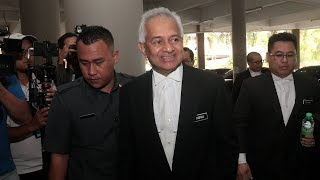 Tommy Thomas Steps Aside As Lead Prosecutor In Najib's 1MDB Case