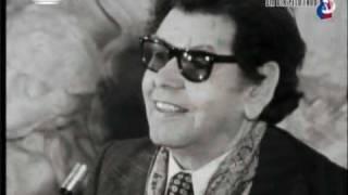 Video O amor é agua que corre de Alfredo Marceneiro