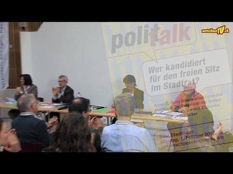 Polittalk - Stadtratswahlen
