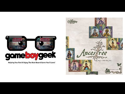 The Game Boy Geek Reviews Ancestree