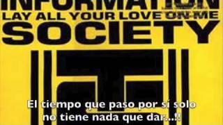 Information Society   Repetition [Repetición]