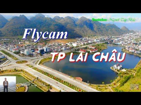 Toàn cảnh Thành phố Lai Châu