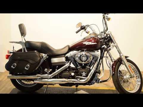 2007 Harley-Davidson Dyna® Street Bob® in Wauconda, Illinois