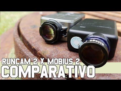 comparativo--runcam-2-x-mobius-2--qual-a-melhor-câmera-de-ação-