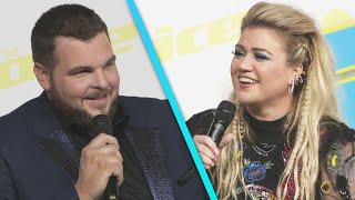 The Voice Winner Jake Hoot & Kelly Clarkson | Full Press Conference