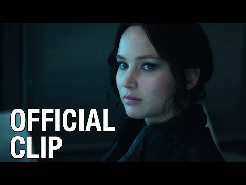 The Hunger Games: Mockingjay, Part 1 Clip 'Whiteboard'