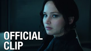 The Hunger Games: Mockingjay Part 1 – Official Third Clip