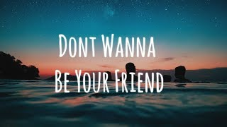 Ayokay   Don't Wanna Be Your Friend (feat. Katie Pearlman) (LYRIC VIDEO)