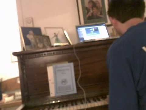 Ghostbusters- Dana's Theme Piano Interpretation