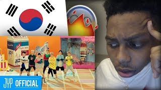 FIRST REACTION To GOT7 Ft. Just Right(딱 좋아), If You Do(니가 하면), Never Ever, A & Hard Carry(하드캐리) MV