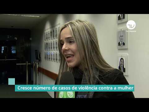 Cresce número de casos de violência contra mulher – 10/10/19