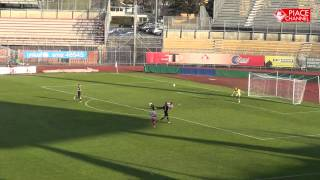 preview picture of video 'Piacenza Calcio 1919 - Jolly Montemurlo : 2 - 1'
