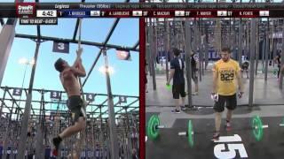 Legless: Men  Heat 4 2013 CrossFit Games