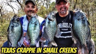 Cedar Creek Lk Texas- 'NEW' season full episode-Krappie Kings TV