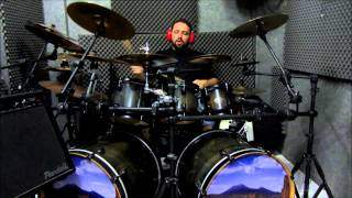Dream Theater - Burning My Soul (drum cover by André Lira)