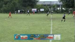 preview picture of video 'Hollabrunn Weinviertel Trophy Mecz Broń Radom -Sokol Bliźkovice 3-0'