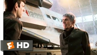 Star Trek (8/9) Movie CLIP - Spock Meets Spock (2009) HD