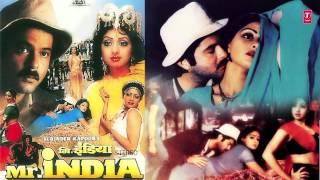 Zindagi Ki Yahi Reet Hai - Sad Full Song (Audio)   Mr. India