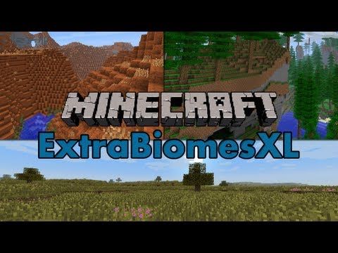 Minecraft Mods - ExtraBiomesXL