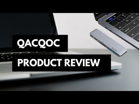 QacQoc Product Review for NEW MacBook Pro