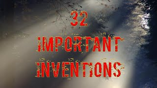 Who invented Mobile Phone? Who invented Ball Point Pen? - 32 important invention
