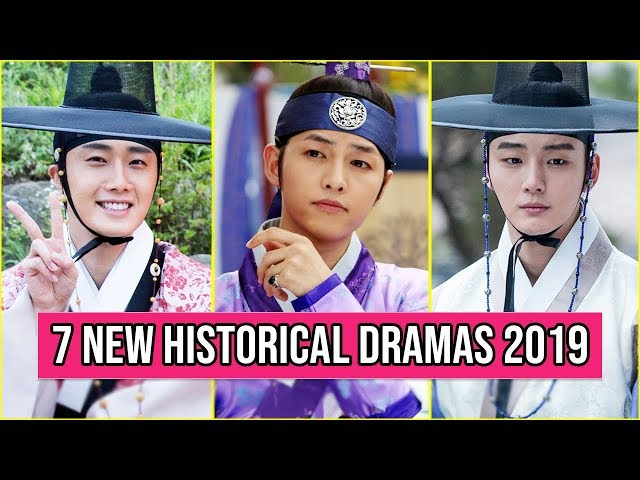 7 New Historical Korean Dramas In 2019 You Can T Miss To Watch