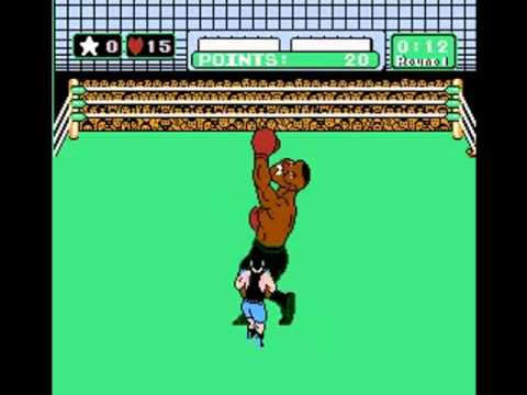 MIKE TYSON PUNCHED OUT