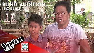 Meet Vanjoss Bayaban from Pangasinan | The Voice Kids Philippines 2019