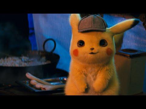 Ya llegó primer tráiler de 'Pokémon: Detective Pikachu'