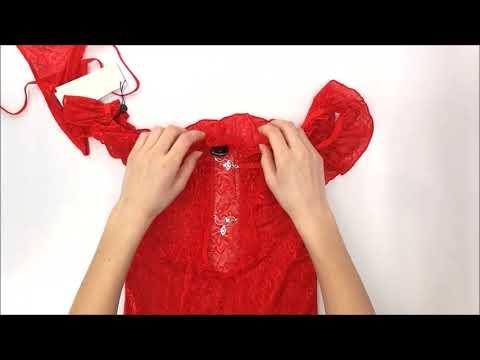 Košilka Diamond chemise - Obsessive