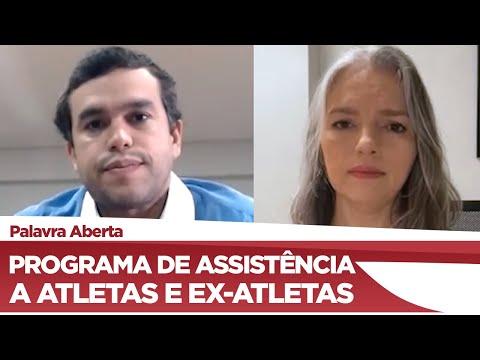 Beto Pereira busca alternativas para garantir recursos a ex-atletas - 08/10/21