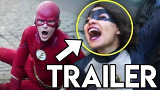 Nora CRIPPLED & Barry Becomes a VILLAIN! - The Flash 5x11 Trailer Breakdown