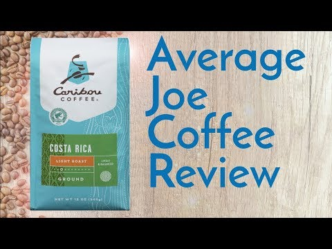Caribou Costa Rica Light Roast Coffee Review