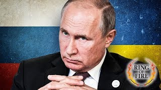 Tensions Mount Between Russia and Ukraine