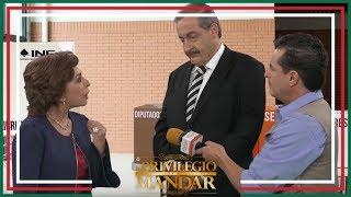 Nunca has visto a Peña votar así | El privilegio de mandar