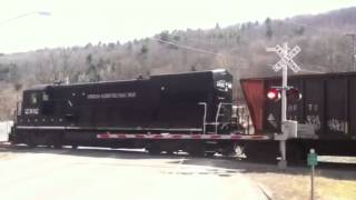 preview picture of video 'Owego Harford Railroad'